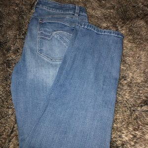 White House Black Market Slim Jeans Size 12